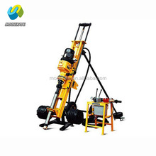 man portable rock borehole tripod drilling rig machine