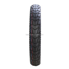 DUROSTAR Brand 2.75-18 Tubeless motorcycle tyre front pattern