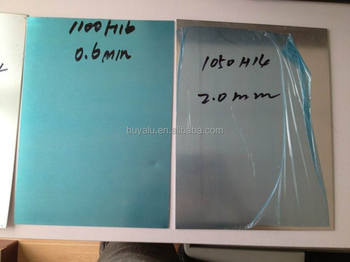 Aluminum Sheet in different thickness
