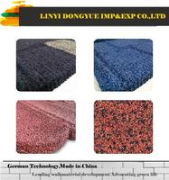 Waterproof and heat resistence imitation roof tiles cheap stone coated metal roof tile/ asphalt roofing shingle