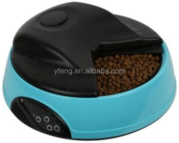 Automatic Dog Cat Pet Food Feeder Programmable