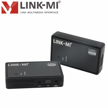 LINK-MI Hot Sales LM-WHD05 50m WIFI Wireless HDMI Transmitter (IR OUT, USB/DC/HDMI IN)and Receiver (HDMI OUT, USB/DC/IR IN)