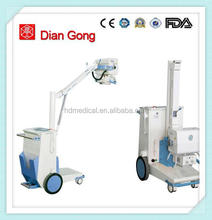 Medical X-ray Equipments & 100mA DG3210 mobile radiology x ray machine factory