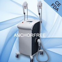China Beijing Anchorfree Beauty Machine IPL OPT Hair Removal