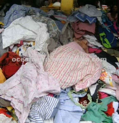 cheapest mixed whole sale used clothing for aba