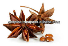 Vietnam natural star anise