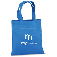 2016 Newest Promotional Cotton Tote Bags Cheap for School