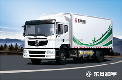 High quality DongFeng ShenYu EQ5168XXYLN natural gas transport van