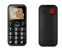 low price Big Font Dual sim mobile phone 3g wcdma senior cell phone