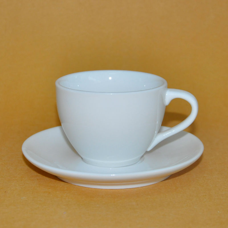 Free Shipping 13 Oz Cheap Plain White Coffee Mug Wholesale
