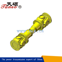 SWC-BF universal coupling with spider