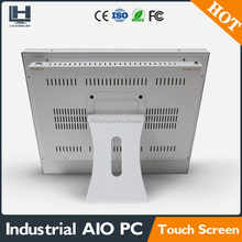 industrial touch screen pc 15 inch all in one computer pc