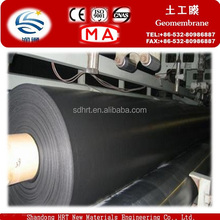 Geomembrane liner hdpe/PVC/EVA/LLDPE Factory Price Polyethlene Geomembrane 1mm hdpe liner sheet geomembrane to sale