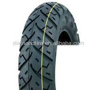 2014 newest design famous motorcycle tire , top quality 3.50-10 TT