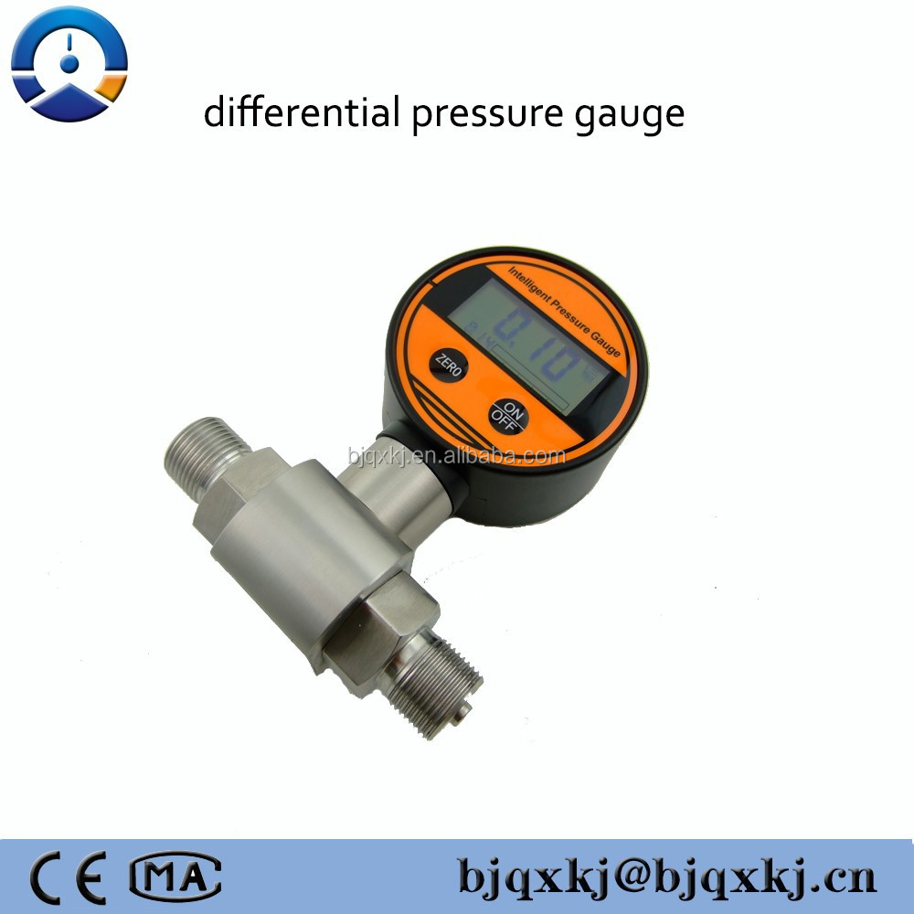 different pressure cell,all stainless steel digital hydraulic pressure gauge,digital manometer gas and air