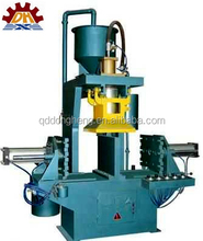 Phenolic Resin Pre-coated Sand/ Hot Box Shell Core Shooter / Sand Core Making Machine, Horizontally Cold Box