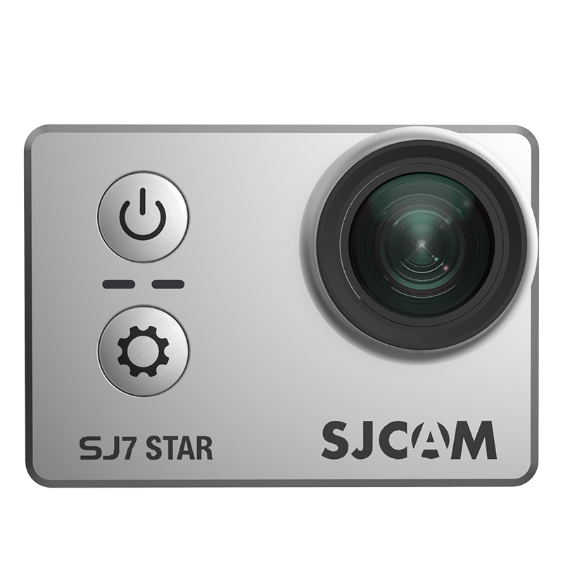 4K 30fps SJCAM SJ7 Star Video Action Camera Equipped with Ambarella A12S75 chip + IMX117 + 2.0-inch touch