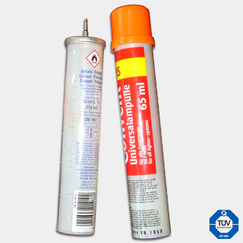 65ML - 35g purified lighter gas refill