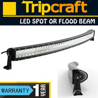 120w curved wide applications super quality most powerful led light bar