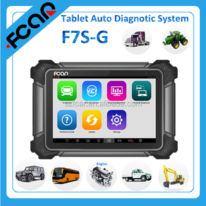 Factory direct selling Fcar F7S G SCAN TOOL, car and trucks auto diagnostic tools, engine analyzer