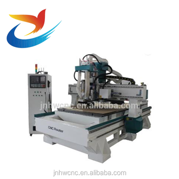 SW-1325 CE approved HSD 9kw spindle ATC CNC Router
