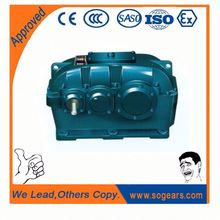 Best performance go karts cylindrical bevel gearbox