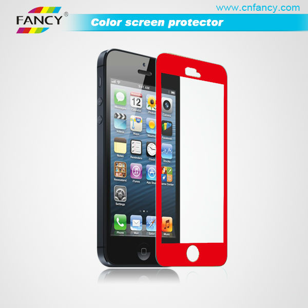 OEM Support Direct-factory price custom printing screen protector for mobilephone
