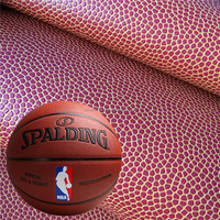 free sample! pvc raw material synthetic leather for basketball football volleyball balls materials