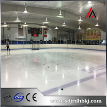 Hockey synthetic ice rinks/artificial ice skating rinks/used synthetic ice for sale