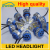 high power led headlight bulb h11 30w car led auto headlight lighting lamp