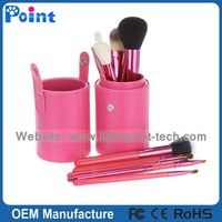 12pcs Pink Brushes Make Up Good Quality And Package Makeup Brushes