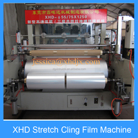 Plastic Packing Film Machinery/PE Film Extrusion