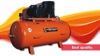 Aluminium Body Piston Air Compressor