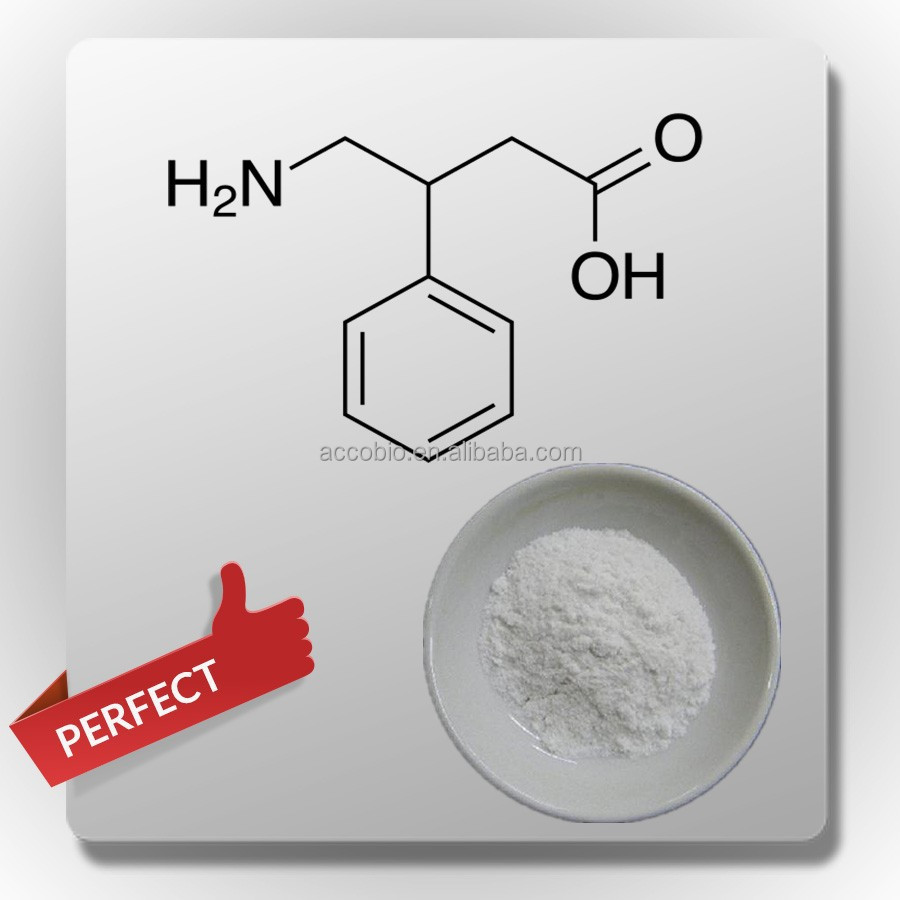 High quality low price Phenibut 99% for Nootropics supplements