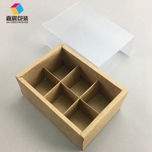 China Newest Paper Box Macaron Packaging Boxes