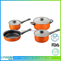 Chinese products wholesale 0.6mm stainless steel kitchenware and cookware hot pot cookware