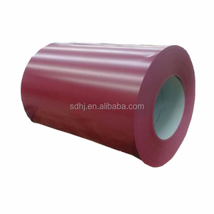 ppgi galvanized color coated steel coil