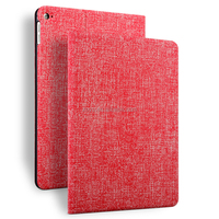 fashion red wholesale leather for ipad mini keyboard case