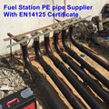 Chinese Suppliers EN14125 Petrol and Filling Station PE Pipes 63mm 110mm 75mm