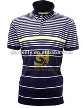 2012 newest style men's t shirt polo shirt