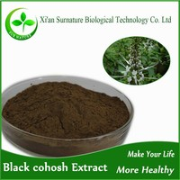 High quality Cimicifuga Racemosa Extract powder