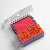 China well-knowntrademark, made of wood,toy stamp set