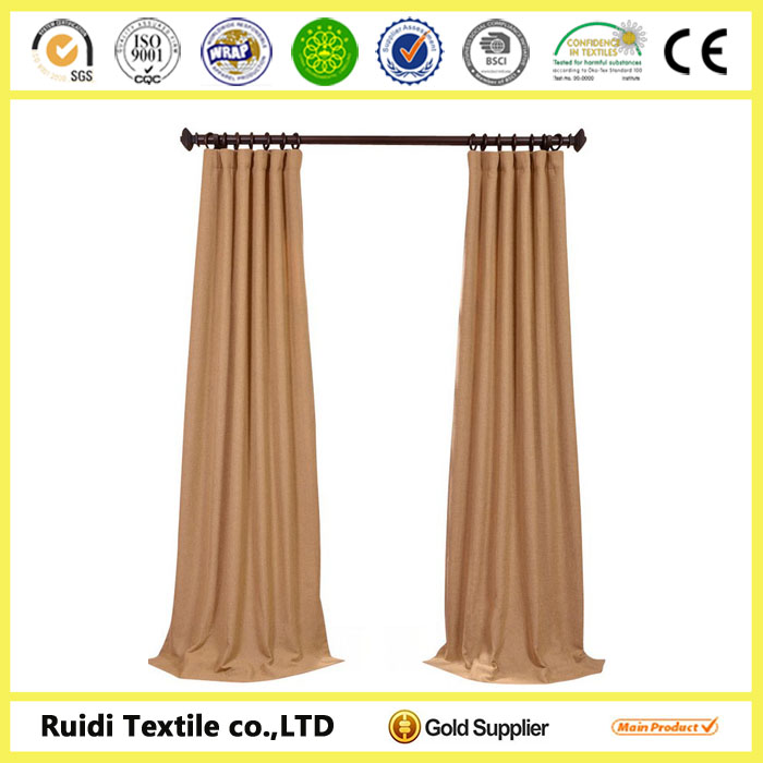 wholesale The new design polyester living room/curtain type of window curtain wholesale manufacturer