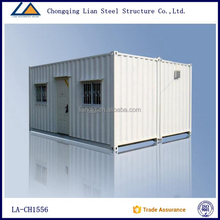 Light Steel Structure One Bedroom Modular Homes