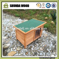 SDD06 Wooden Dog House Dog Kennel Cat Cage