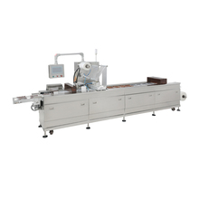 China Origin thermoformed plastic food packaging machine