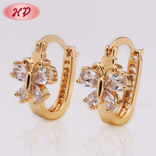 Fashion Color Huggies Earrings Best Famous Replica Name Brand Jewelry