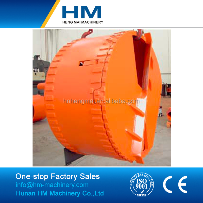 Factory Supply auger soil drilling bucket with best price
