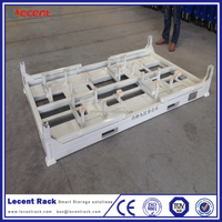 Customized High Quality Stackable Car Engine Shipping Rack