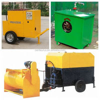 Top quality foam concrete block cutting machine with high efficient and low energy cost